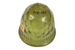 Photo 2 - Gobelet à godrons et résille moulés